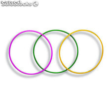 slalom rings set game ( 3 units)