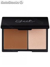 Sleek MakeUP Contour | Kit Contorno Light 884