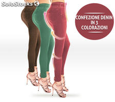 Slenlux Jeggings Color