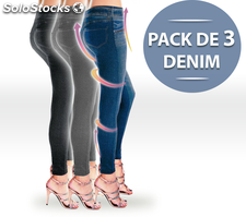 Slenlux Jeggings Denim