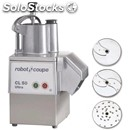 Slicer/shredder-mod. cl 50 ultra pizza-big hopper-# 3 discs included-capacity