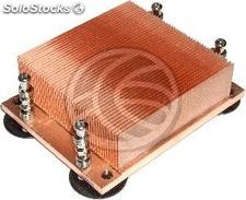 Slim 1U cpu cooler (Socket 478 piv) (VU01)