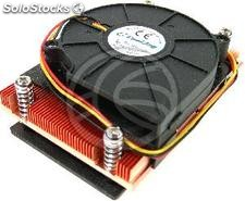 Slim 1U cpu Cooler (Socket AM2 amd) (VU32)