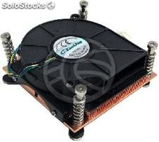 Slim 1U cpu Cooler (Socket LGA775 piv-3200E) (VU14)
