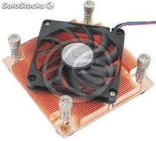 Slim 1U cpu Cooler (Socket LGA775) (VU12)