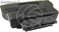 SlimLine Adapter 13-pin to SATA cable to SATA 22-pin cable (DN84)