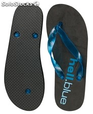Slippers Hellblue