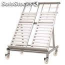Sloping display extensible extension-for fruits and vegetables-mod. king