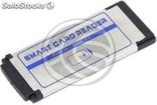 Smart card reader pc/sc emv iso-7816 internal ESC1 expresscard (BC69)