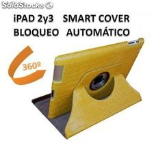 Smart cover para ipad 2 y ipad 3 de apple muy alta calidad - IP360C