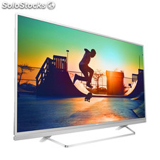 "Smart tv Philips 49PUS6482/12 49"" Ultra hd 4K led usb x 2 hdr Wifi Plateado"