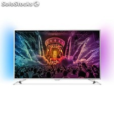 "Smart tv philips 49pus6501 series 6000 49"" led 4k ultra hd 16 gb wifi"