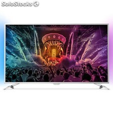 "Smart tv philips 55pus6501/12 series 6000 55"" 4k ultra hd led wifi"