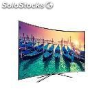 "Smart tv samsung UE49KU6500UXXC 49"" ultra hd 4K led wifi plateado curva"
