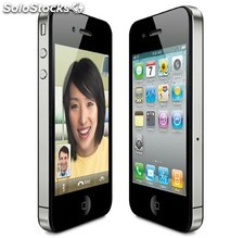 Smartphone Apple iPhone 4S 8GB negro libre