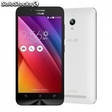 "Smartphone ASUS zenfone go white - 5""/12.7cm ips hd - cam 2/8mp - qc 1.3ghz -"