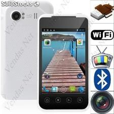Smartphone b3000 Android 4.0 com tv WiFi Bluetooth Câmera 2mp Tela/capacitivo