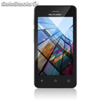 Smartphone Dual 5MP Quad Android 6.0 MS40S Multilaser - NB251