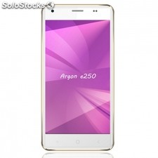 "Smartphone leotec argon E250 blanco - qc 1.3GHz - 8GB - 1GB ram - 5""/12.7CM ips"