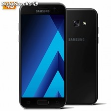 "Smartphone samsung galaxy A3 (2017) black - 4.7""/12CM - cam 13/8MP - oc 1.6GHz -"