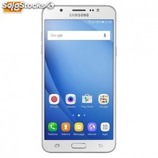 "Smartphone samsung galaxy J7 (2016) white - 5.5""/13.95CM hd - cam 13/5MP - oc"