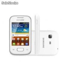 Smartphone Samsung Galaxy Pocket Plus gt-S5301B - Android 4.0, Câm 2MP, 3G,