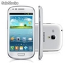 Smartphone Samsung Galaxy SIII Mini Android 4.1, Tela Sp Amoled, D-Core 1Ghz,