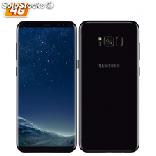 "Smartphone samsung reacondicionado galaxy S8 plus negro-6.2""/15.7CM"