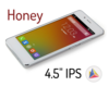 Smartphone SavelGo Prism Honey
