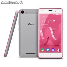 Smartphone wiko jerry pink 5""