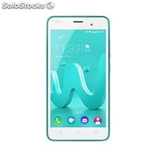 "Smartphone wiko mobile Jerry 5"" Quad Core 1.3 GHz 8 GB Turquesa"