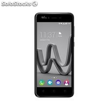 "Smartphone wiko mobile jerry max space grey 5"" Quad-Core 1.3 GHz Cortex-A7"