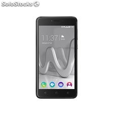 "Smartphone wiko mobile LENNY3 max grey 5"" Quad-Core 1.3 GHz Cortex-A7..."