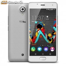 """smartphone wiko ufeel - 5""""/12.7CM hd ips - camara 13/5MP - qc 1.3GHZ - 4G -"