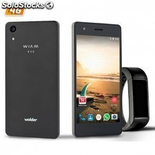 "Smartphone WOLDER wiam #46 - 5""/12.7cm hd ips ogs - cam 13/5mp - qc 1ghz - 8gb"