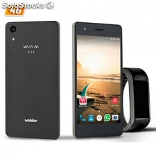 """smartphone wolder wiam #46 - 5""""/12.7CM hd ips ogs - cam 13/5MP - qc 1GHZ - 8GB"