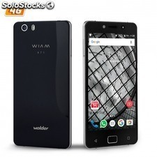 "Smartphone WOLDER wiam #71 - 5""/12.7cm hd ips ogs - cam 18/8mp - qc 1.5ghz -"