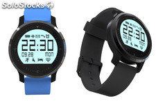 Smartwatch Deportivo F68 Impermeable + Correas intercambiables