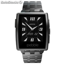 Smartwatch Pebble Steel metal