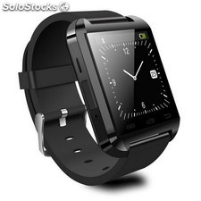 smartwatch u8 bluetooth negro PEC03-12588