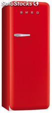 Smeg CVB20RR Upright Freestanding Red A+ 170L congelador