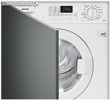Smeg LST107 lavadora totalmente integrable 7KG 1000 rpm a+ blanco