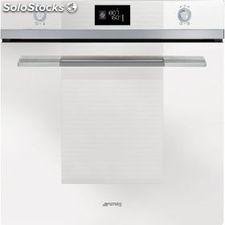 Smeg SF122BE horno blanco multifuncion abatible a+