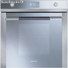 Smeg SF122E horno silver glass inox multifuncion a+