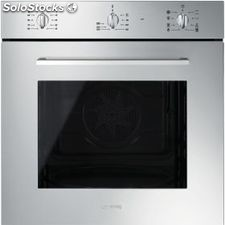 Smeg SF468X horno inox multifuncion abatible a