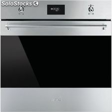 Smeg SF6371X horno inox multifuncion abatible a
