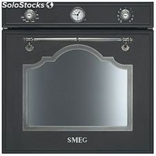 Smeg SF750AS horno antracita multifuncion abatible a