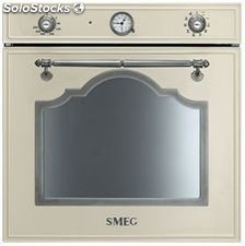 Smeg SF750PS horno crema multifuncion abatible a