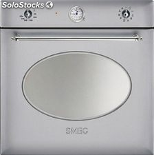 Smeg SF855X horno inox multifuncion abatible a