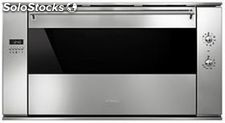 Smeg SF9310XR horno inox 90X48CM multifuncion abatible a